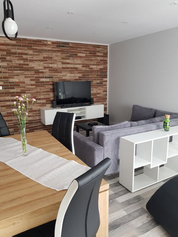 Tarnowski apartament, Tarnowo Podgórne ul. ks. Zbigniewa Sasa
